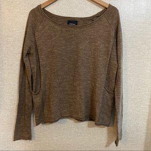 ZARA Knit Sweater with Pockets